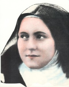 Image of St. Therese of the Child Jesus
